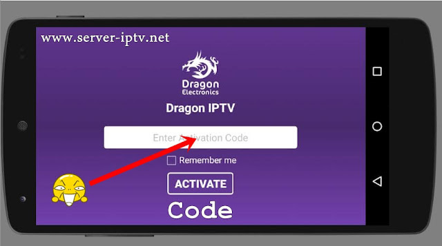 A great app to watch channels and movies from your home Dragon IPTV