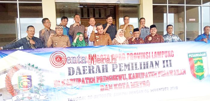 Reses DPRD Provinsi, Dendi : Kami Turut Sumbangkan Suara, Jadi Wajar Jika DIperhatikan Juga