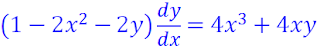 https://www.mathuniver.com/2018/10/316-exact-equation-1-2x2-2ydydx4x34xy.html