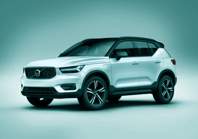 Volvo XC40 BS6 variant in india.