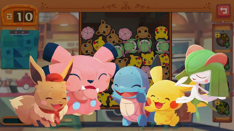 Pokémon Café Mix - Time Pokémon