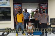 Cemburu Pacar Chatting Dengan Pria Lain, Buruh Bangunan Nekat Aniaya Siswi SMP