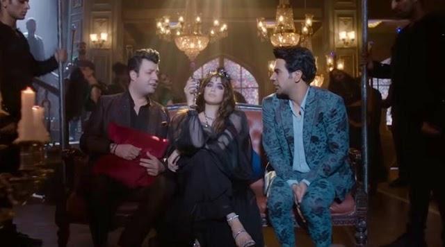 Roohi song Panghat: Janhvi Kapoor has Rajkummar Rao and Varun Sharma under her spell, watch video