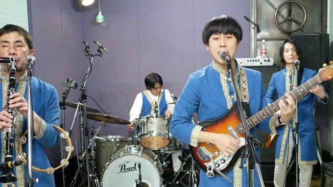 Το γιαπωνέζικο συγκρότημα Pyramidos τραγουδά το «φωτιά με φωτιά» του Κιάμου