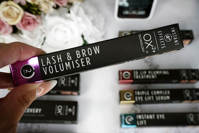 LASH & BROWW VOLUMISER my instant effects review