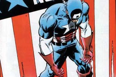 Captain America No More Comic Book Story Arc Also Influenced Captain America Civil War