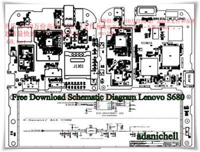 Free Download Schematic Diagram Lenovo S680