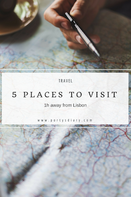 5 places to visit 1 hour away from Lisbon, Portugal. A personal travel guide. All photos with Sony a6000 by Barbara Santos for www.portysdiary.com