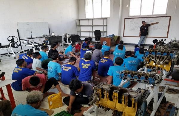 Lapas Pemuda Tangerang Gelar Pelatihan Otomotif untuk Para Warga Binaan Pemasyarakatan, Hasil Kerjasama dengan Ricardo Matic