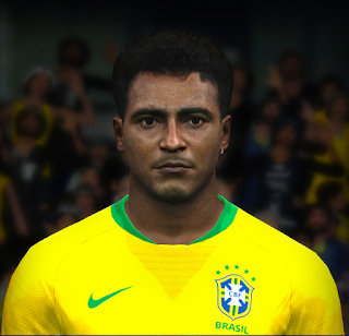 PES 2017 Faces Romário by Jefferson_SF