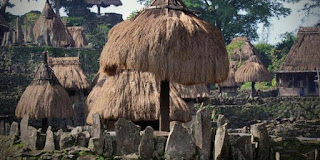 Unique Traditions Of Indigenous Village Bena At East Nusa Tenggara Indonesia