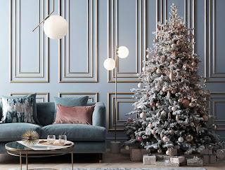 Рождественские украшения на 2019 год от John Lewis