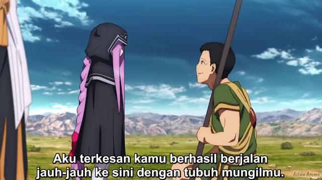 Fate/Grand Order: Zettai Majuu Sensen Babylonia Episode 02 Subtitle Indonesia