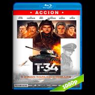 T-34 (2018) BDREMUX 1080p Latino