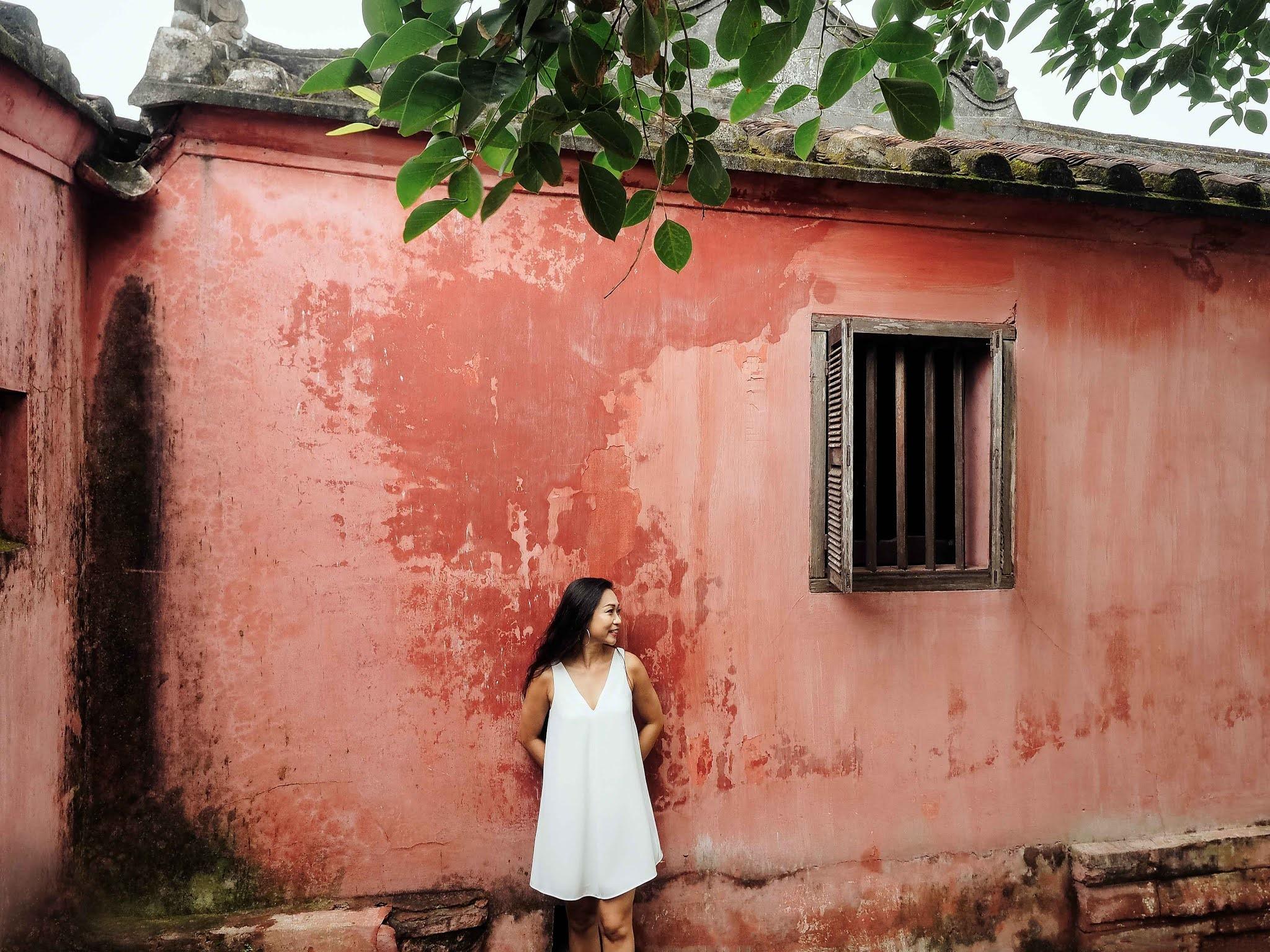 Thuê thợ chụp ảnh ngoại cảnh Hội An - Khoi Studio