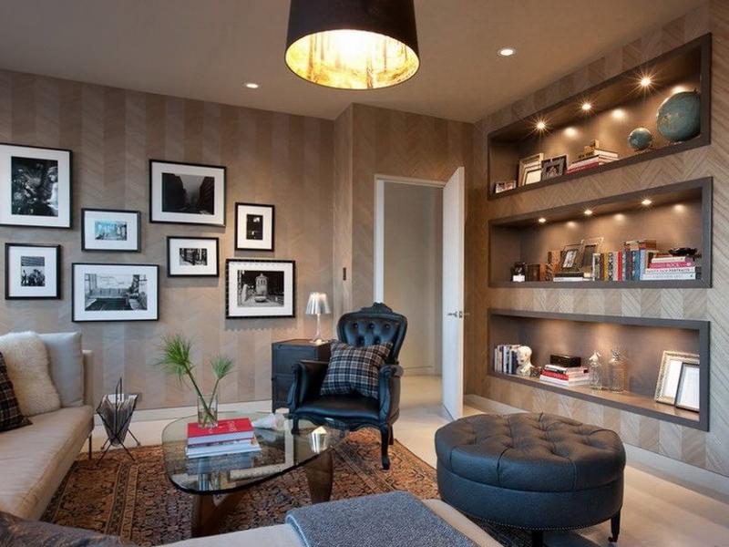 50 Brown home interior design ideas and color combination 2019