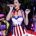 Katy Perry canta e encanta n The Kids em Washington D.C.