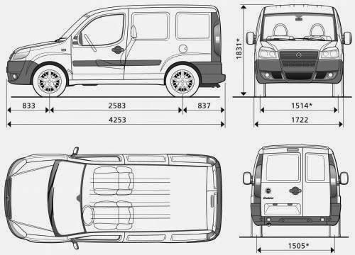 carros vetorizados envelopamento adesivagem fiat dobl cargo bruno di souza. Black Bedroom Furniture Sets. Home Design Ideas