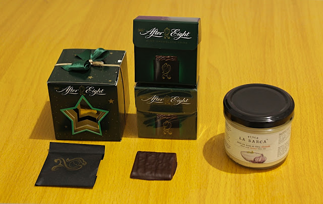 Cajita Regalo After Eight Nestlé