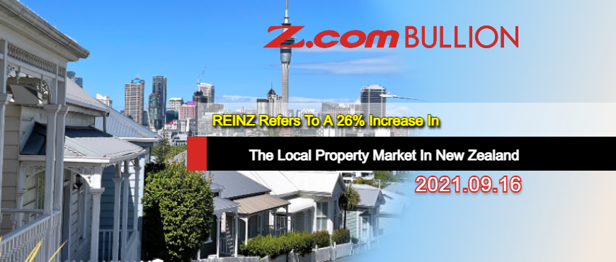 REINZ Refers To A 26% Increase In The Local Property Market In New Zealand / UK CPI In August Increased By 3.2% Year-on-year, An Increase Far Exceeding Market Expectation