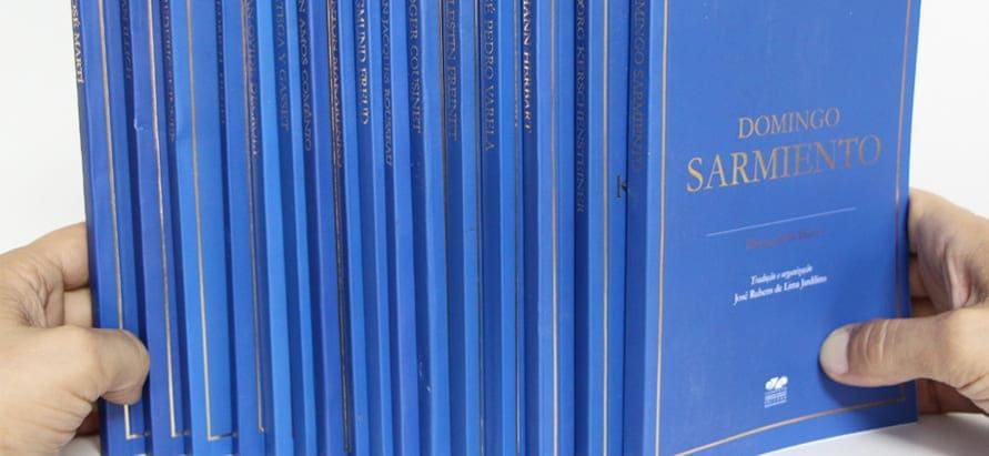62 Livros da Coleção Educadores MEC-UNESCO