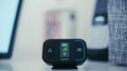 Der Saphe Drive Mini Verkehrsalarm im Closer Look | Selbststartender Blitzer- und Gefahrenwarner