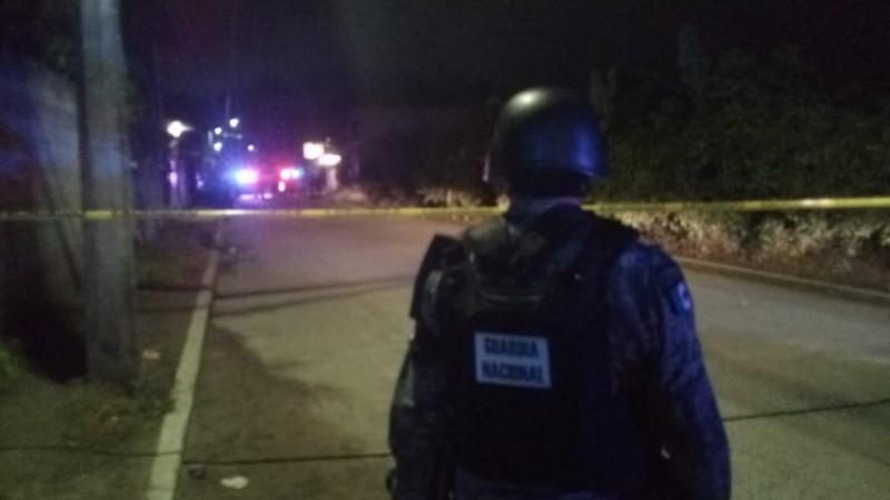 Sicarios atacan y balean a 6 personas en Martínez de la Torre
