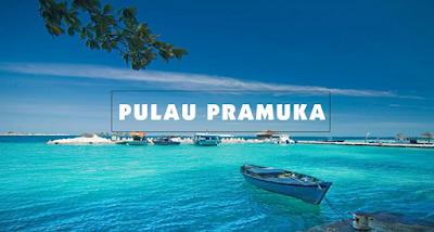 Review Tempat Wisata Pulau Pramuka