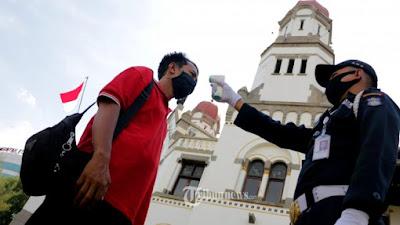 Pasien Kasus Positif Corona Bertambah 1.752 Orang, Jakarta dan Jawa Tengah Sumbang Kasus Terbanyak