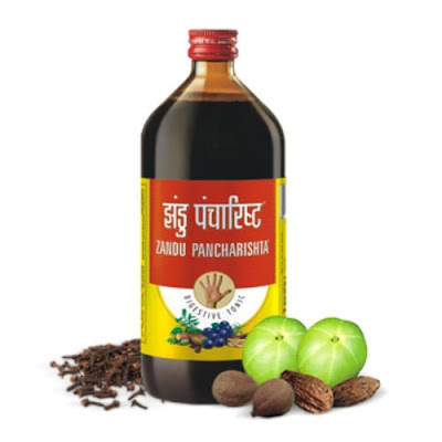 Zandu Pancharishta Chữa đau dạ dày