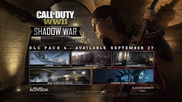 Call of Duty: WWII - DLC PACK 4