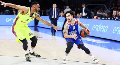 Euroleague Play-Off Anadolu Efes - Barcelona Lassa