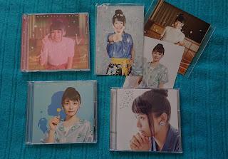 Adachi Kana - 足立佳奈 - singles