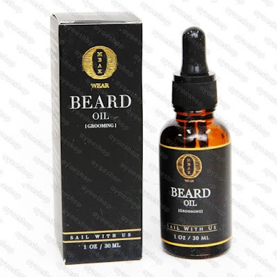 Ombak Beard Oil Original