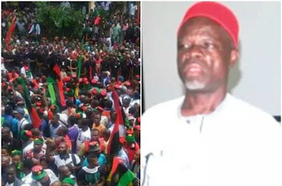 Why Biafra republic will come to pass - Nze Onuora