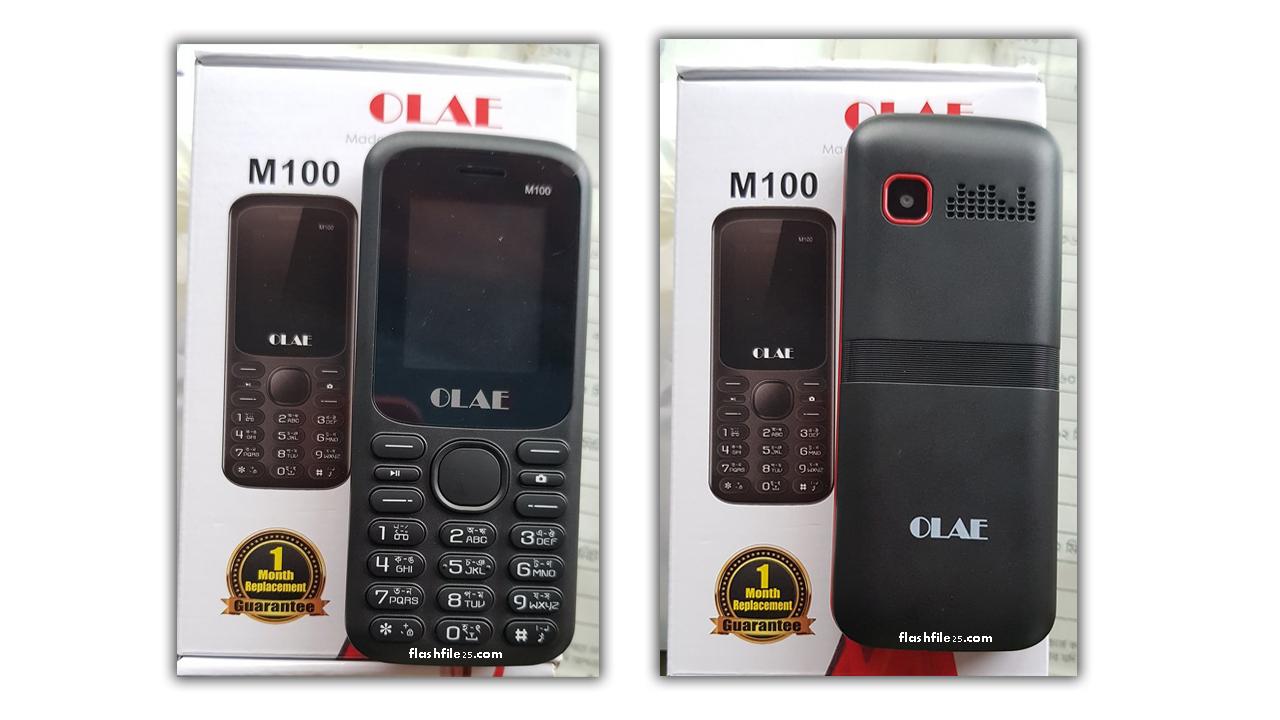 olae m100 firmware flash file