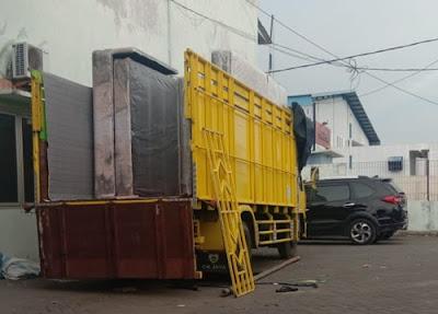 Sewa Truk Surabaya Denpasar