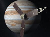 A sonda da Nasa