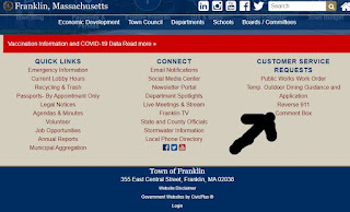 Have you used the Suggestion Box? | Town of Franklin MA