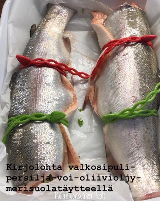 #uunilohi #resepti #salmon #fishfood #kalaruoka #fish #healthyfood