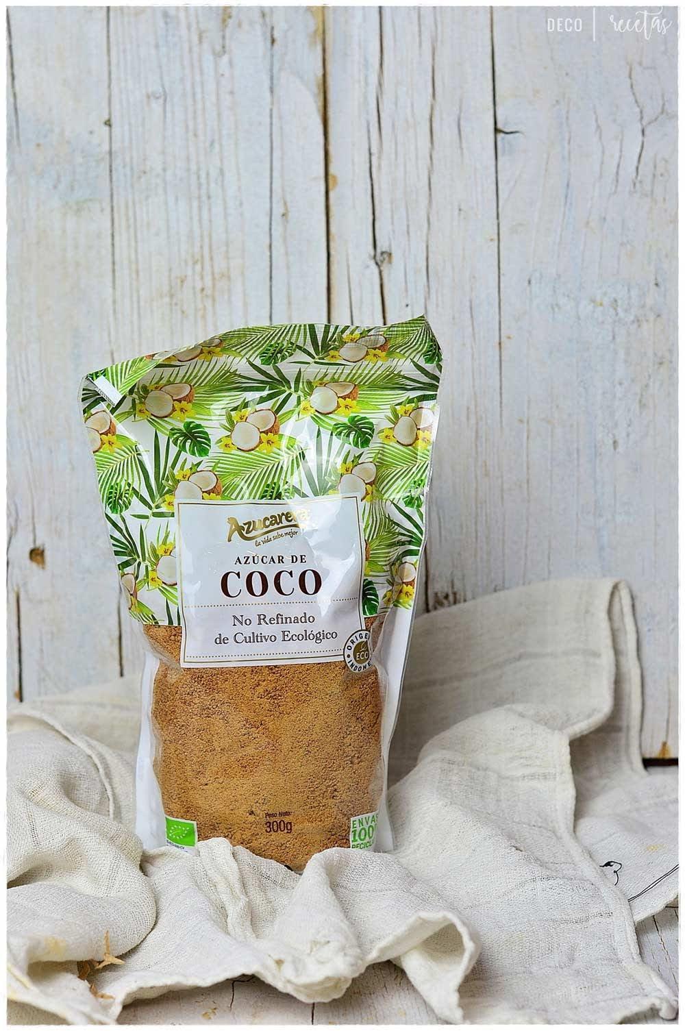 azúcar de coco degustabox noviembre 2020