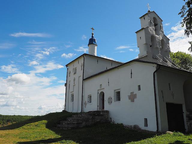 Изборск – Труворово городище (Izborsk - Truvorovo Settlement)