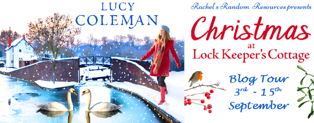 Christmas at Lock Keeper's Cottage by Lucy Coleman