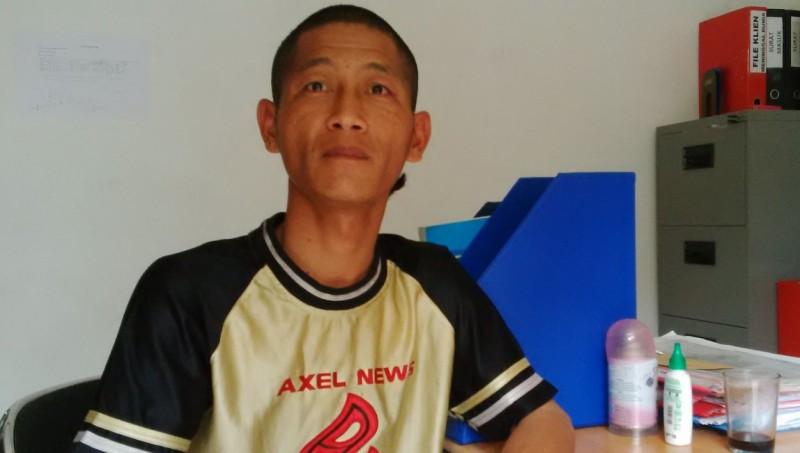 Alexander (48), pria pura-pura buntung di Kota Bandung