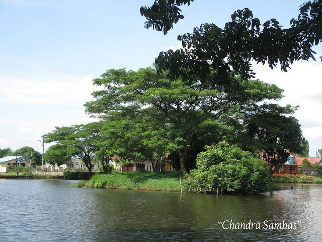 Danau Kelapa Gading Kisaran