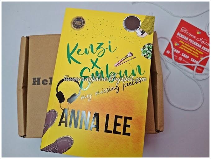 Novel   Kenzi X Embun by Anna Lee