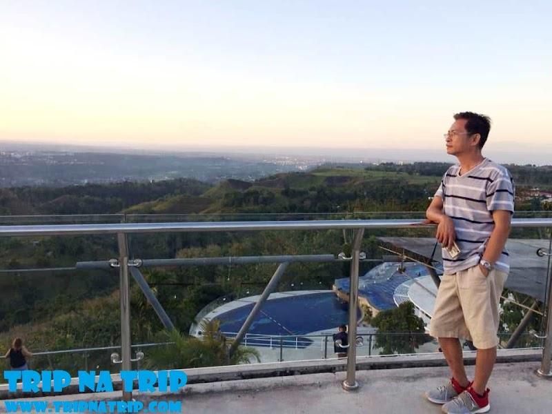 Higher than a High View Deck - Noah's Ark of Amaya View CDO