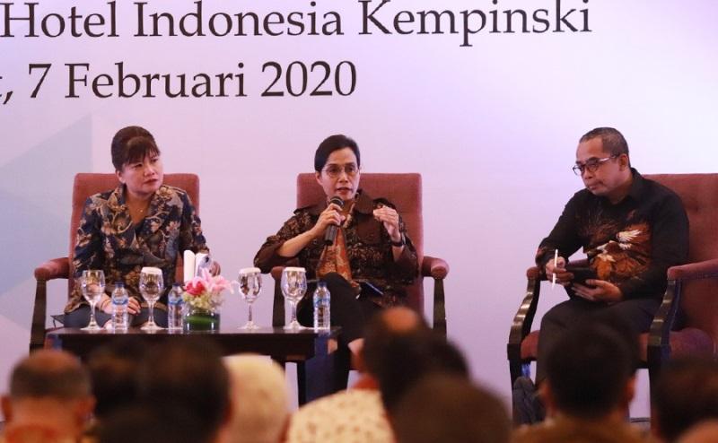 Menkeu: Indikator Pembangunan Tahun 2019 Membaik, Tahun 2020 Optimistis Namun Tetap Waspada
