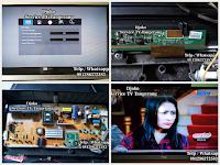 service tv panongan tangerang