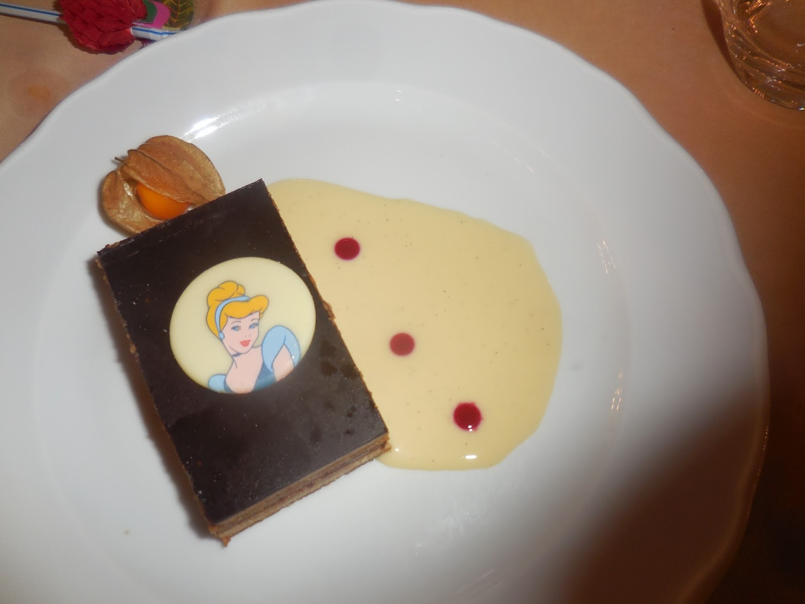 food at auberge de celerion